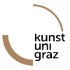 Logo of the University of Music and Performing Arts Graz/Austria