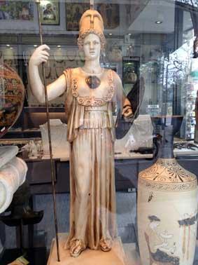 Athena – Why I Like the AncientGoddess