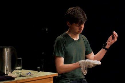 "An Interactive Radio Drama: ""A. wie Albertine"" by LeoHofmann"