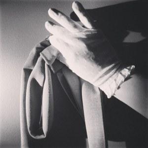glove and belt