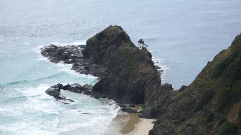 Cape Reinga - The leaping place of spirits, Maori lore