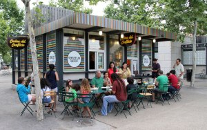 Conflict Kitchen, Pittsburgh, USA