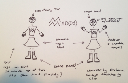 Making of: The Original Mad Maddy Code