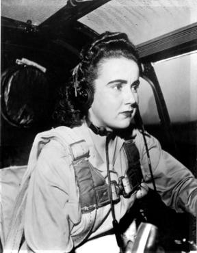 Barbara Erickson-pioneer female pilot